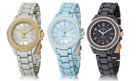 SO & CO SoHo Collection Women's Watch