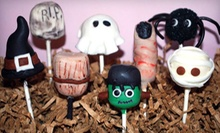 Cake Balls, Cake Pops, or Cupcakes from Itty Bitty Cake (Up to 51% Off)