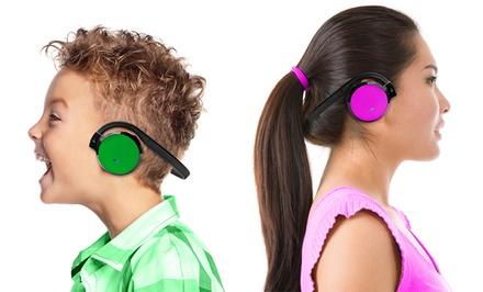 Pyle Bluetooth Wireless Headphones with Mic