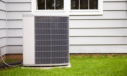 $49 for AC or Furnace Tune-Up from Freedom Heating and Cooling ($158 Value)