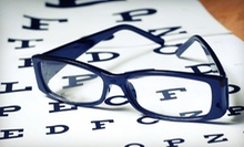 $35 for an Eye Exam and $250 Toward Frames and Lenses at Canarsie Optical ($335 Value)