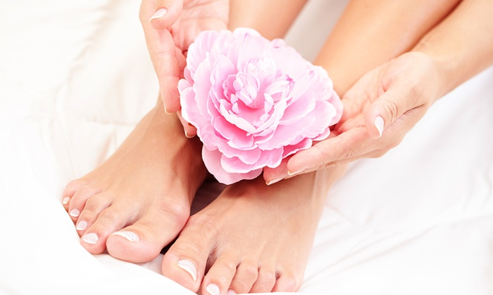 Hands Tanned - Leeds: Shellac Manicure or Pedicure (£9) or Both (£15) at Hands Tanned (Up to 70% Off)