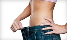 Three or Six LipoLaser Slimming Treatments on One Area at Rainy Day Lipo (Up to 77% Off)