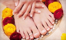 $29.99 for a Spa Mani-Pedi at Xiu Xiu Nail Spa ($65 Value) 
