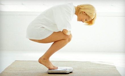 $89 for Six Weight-Loss Sessions and Initial Consultation from Figurella ($480 Value)