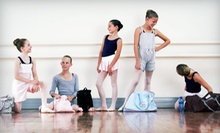 5, 10, or 15 Kids' Summer Dance Classes at Nancy's Dance Factory (Up to 76% Off)