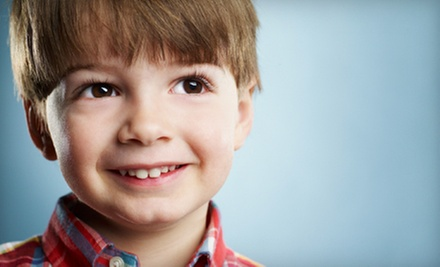 One or Three Children's Haircuts at Little Stars Hair Salon 4 Kids (Up to 53% Off)