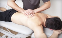 Chiropractic Packages at Stevens Creek Family Chiropractic (Up to 90% Off). Two Options Available.