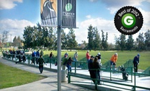 $19 for $40 Driving-Range Card at Haggin Oaks Golf Complex