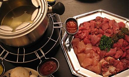 Found You — Bairro Alto: menu de fondue para 2 ou 4 pessoas com welcome drink, entradas e prato principal desde 24,95€