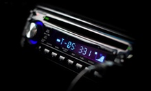 $125 for a Car Stereo with iPod Integration and Installation at Can You Hear It Car Audio Inc. ($249.99 Value)