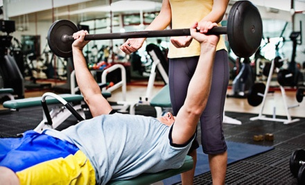 One-, Three-, or Six-Month Gym Membership to Health Strategies (Up to 74% Off)