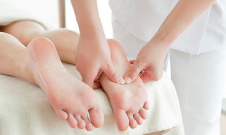 Bodywork and Reflexology Package for One, Two, or Up to Four at Restore Spa (44% Off)