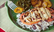 Puerto Rican Cuisine at Mi Viejo San Juan Restaurant (Half Off). Two Options Available.