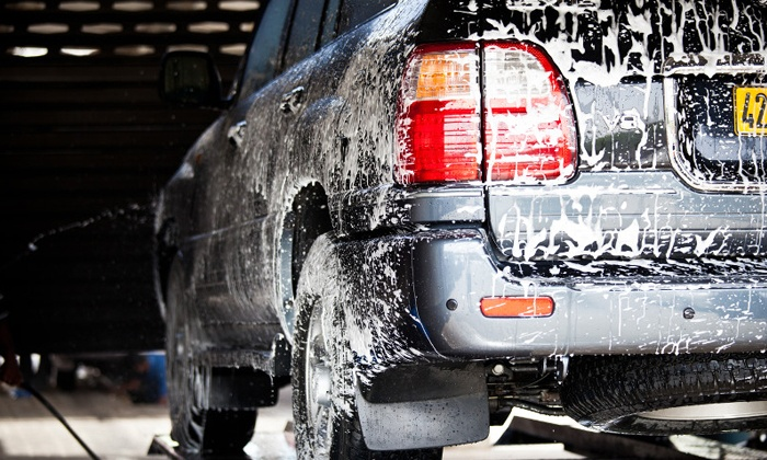Exotic Carwash - Cape Town: Wash and Dry or Valet Services at Exotic Carwash