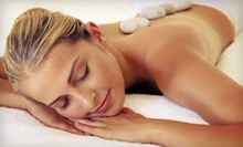 $49 for a One-Hour Hot Salt-Stone Halotherapy Massage at The Centerville Salt Room ($100 Value)