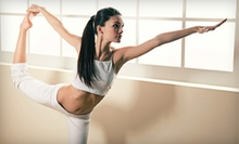 One Month of Unlimited Classes or Five Classes at Bikram Yoga Falls (Up to 70% Off)