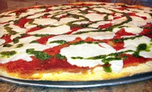 Pizza Dinner for Two, Four, or Six at Benvenuti Italian Specialties &amp; Catering (Up to 58% Off)