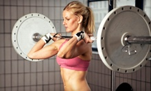 $50 for 30 Days of Unlimited Classes at Track Town CrossFit (Up to $150 Value)