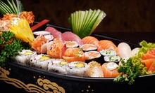$12 for a 40-Piece Take-Out Sushi Party Tray at Sushi Genki in Penticton ($24.99 Value)