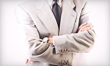 Dry Cleaning at Curley's Cleaners (Up to 53% Off). Three Options Available.
