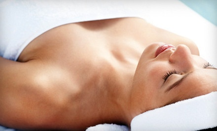 Body Wrap, Facial Package with Optional Body Wrap, or Three Wraps and Facials at Salon Avalon and Spa (Up to 65% Off)