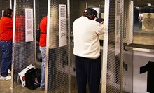 Shooting-Range Package for Two or Four with Handgun Rental, Ammo, and Range Time at On Target STL (Up to 56% Off)