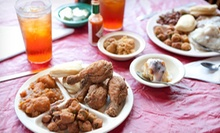 Southern Buffet Food at Two Sister's Kitchen (Half Off). Two Options Available.
