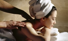 Full-Body, Back, or Body and Foot Combo Massage at Healthwise Massage (Up to 56% Off)