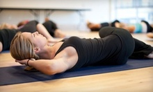 5 or 10 Yoga or Tai Chi Classes at The Mindfulness Center (Up to 67% Off)