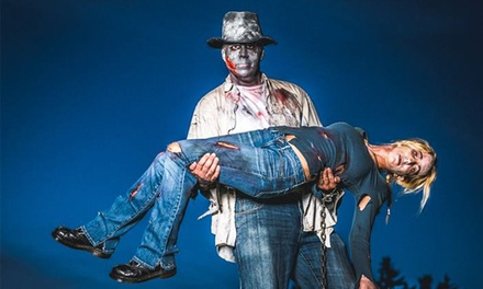 Two or Four Combo Tickets to Festival of Fears (50% Off)