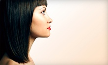 $99 for a Natural Keratin Complex Treatment at From Head To Toe Hair Salon ($350 Value)