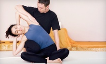 10 or 20 Yoga Classes at Blue Moon Yoga (Up to 57% Off)