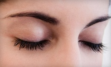 Full Set of Eyelash Extensions with Optional Fill from Jordan at The Four Gables Hair & Nail Salon (63% Off)