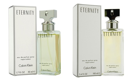 Eternity by Calvin Klein Women's Eau de Parfum from $22.99–$29.99