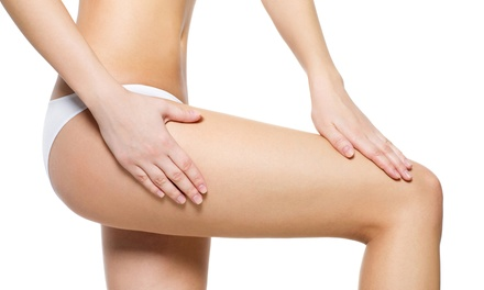 Three, Six, or Nine Liposonic Cellulite-Reduction Treatments at Qi Spa (Up to 54% Off)