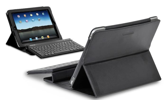 Ihome bluetooth keyboard case for ipad 3