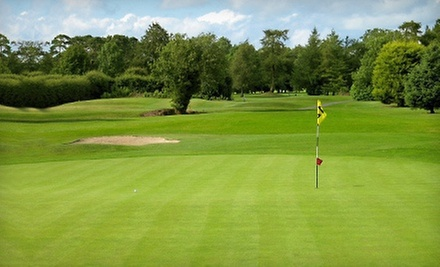 18 Holes of Golf for Two or Four at Clearbrook Golf Course (Up to 51% Off)