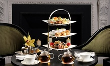 Afternoon Sweet or Traditional Tea Service for Two at Two E Bar/Lounge at Five-Star Rated The Pierre (Up to 46% Off)