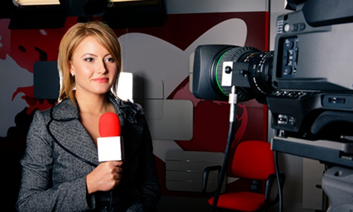 The TV Training Academy - Pinewood Studios: The TV Training Academy: One-Day Presenting Course for £29 (85% Off)