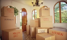 Two Movers and a Truck for Two or Three Hours from Convenient Movers LLC (Up to 60% Off)