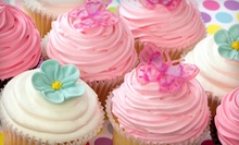 One or Two Dozen Cupcakes at Krazy Kool Cupcakes (Up to 58% Off)