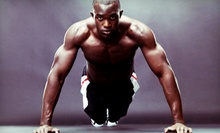 Personal-Training Package of Three or Five Sessions and Protein Shakes at No Excuse Fitness &amp; Lifestyle (Up to 69% Off)