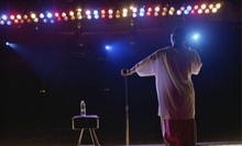 Standup Show and Dinner for Two or Four at Down Under Comedy Club (Up to 52% Off)