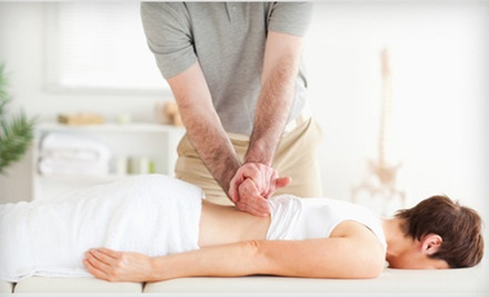 $45 for a Chiropractic Exam with X-rays and Four Adjustments at New Beginnings Chiropractic & Life Coaching ($614 Value)