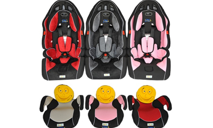 Free Delivery: F1 Style Baby Car Seat or Booster Seat from R399.99 Including Delivery (up to 52% Off)