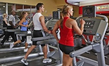 Two or Three Months of Gym Membership with Personal Training at Retro Fitness (Up to 93% Off)