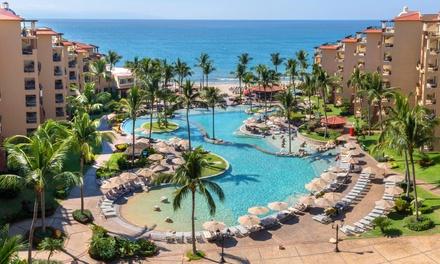 Stay at 4-Star Villa del Palmar Flamingos Beach Resort & Spa in Nuevo Vallarta, Mexico. Dates into December.