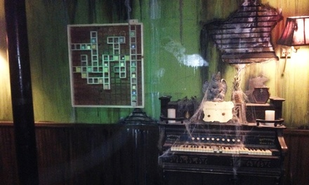 $21.95 for Room Escape Game for One at Great Room Escape ($39.95 Value)