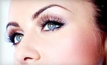 Full Set of Eyelash Extensions with Optional Fill at Shayla J's (Up to 74% Off)